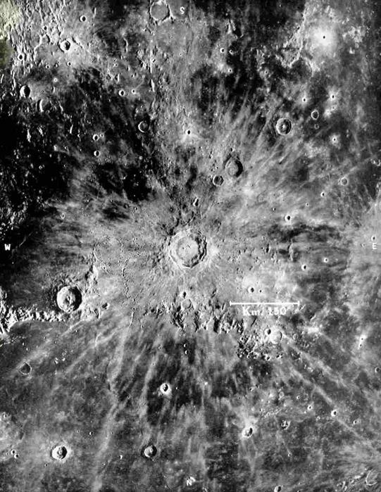 Settembre 1919- Monte XDWilson Cratere Copernico
