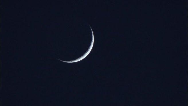 luna sottile